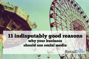 11 reasons why your business should use social media
