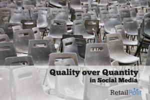 quality over quantity blog