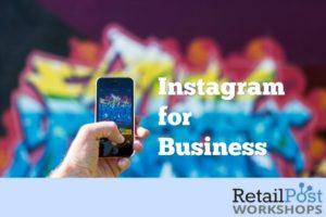 Instagram for Business workshop