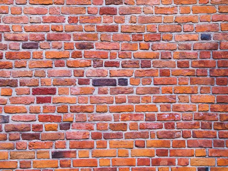hitting a social media brick wall