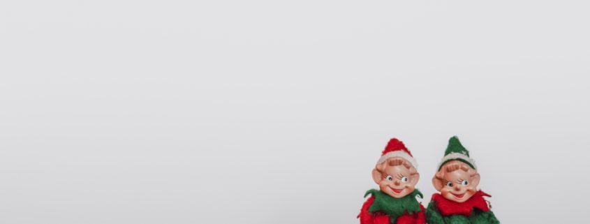 santa's little social media helpers