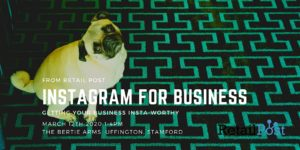 Instagram for Business Workshop Image